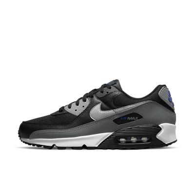 Foto van Nike Air Max 90 White Black Iron Grey