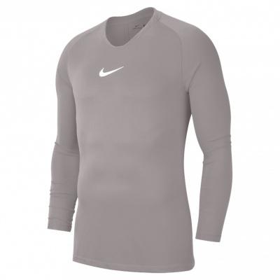 Foto van Nike Dri-FIT Park Ondershirt Lange Mouwen Pewter Grey
