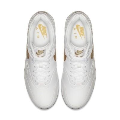 Foto van Nike Air Max 90/1 Wit-Goud
