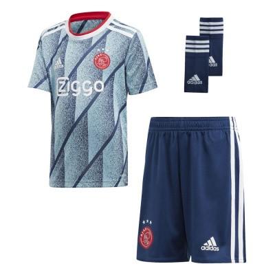 Foto van Ajax minikit Uit Icey Blue