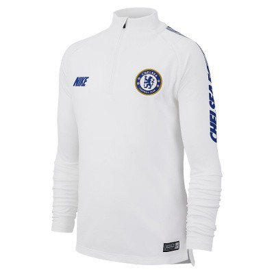 Foto van Chelsea FC Dri-FIT Squad Drill Set Kids Wit