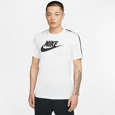 Foto van Nike Sportswear Hybrid T-Shirt White