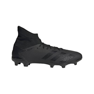 Foto van Adidas Predator 20.3 FG Core Black