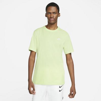 Foto van Nike Sportswear Club T-Shirt Lite Liquid Lime