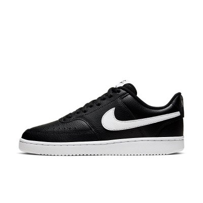Foto van Nike Court Vision Low Black