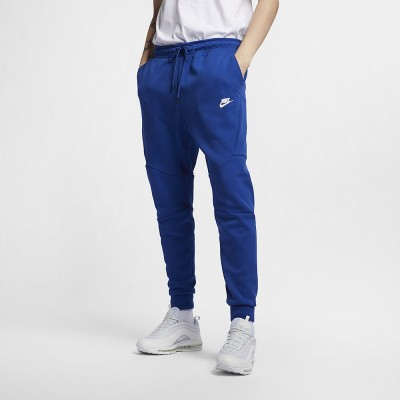 Foto van Nike Tech Fleece Pant Indigo