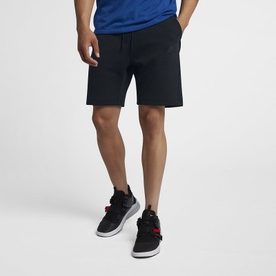 Foto van Nike Sportswear Tech Fleece Short Black