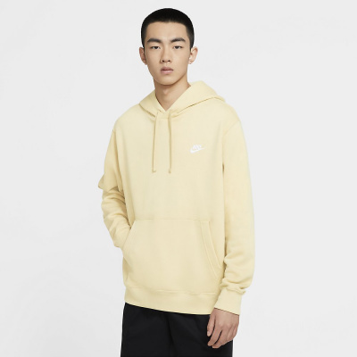 Foto van Nike Sportswear Club Fleece Hoodie Coconut Milk