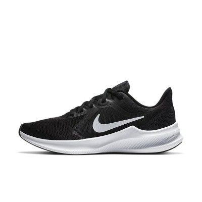 Foto van Nike Downshifter 10 Black WhIte