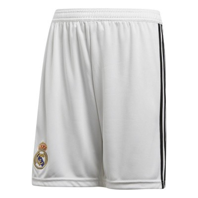 Foto van Real Madrid Thuisshort Kids