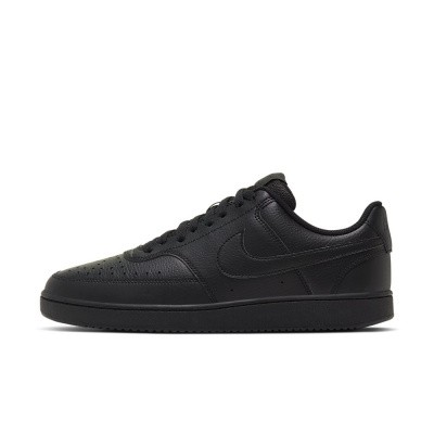 Foto van Nike Court Vision Low Black-Black