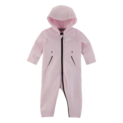 Foto van Nike Sportswear Tech Fleece Infants Pink Foam