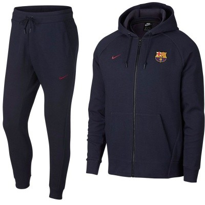 FC Barcelona Hoodie Set