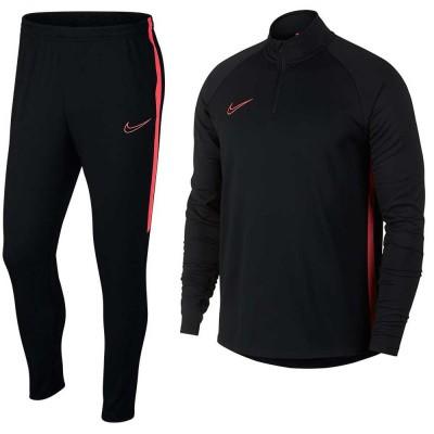 Foto van Nike Dry Academy Set Zwart.-Ember