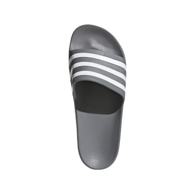 Foto van Adidas Adilette Aqua Slippers Grey Three