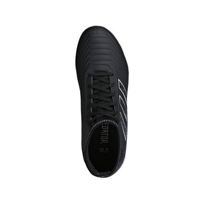 Foto van Adidas Predator 18.3 FG Kids Zwart