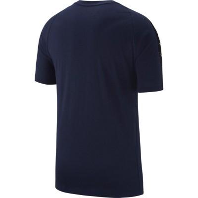 Foto van Nike T-Shirt Swoosh 2 Obsidian