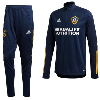 Foto van Los Angeles Galaxy Training Set Collegiate Navy