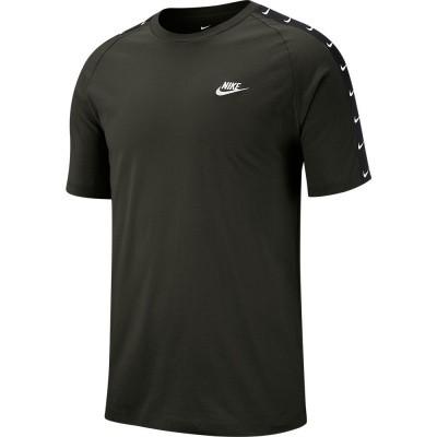 Foto van Nike T-Shirt Swoosh 2 Seqoia