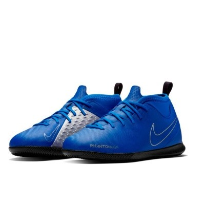 Foto van Nike Phantom Vision Club Dynamic Fit IC Kids Blauw