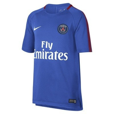 Paris Saint-Germain Breathe Squad Shirt Kids