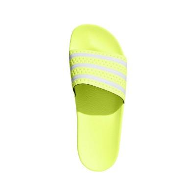 Foto van Adidas Adilette Slippers Semi Frozen Yellow