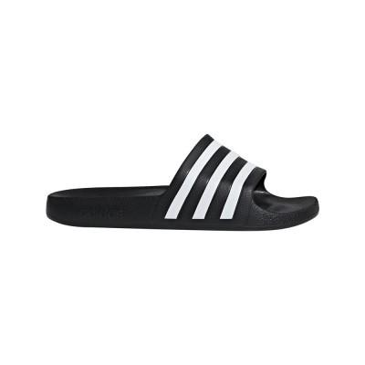 Foto van Adidas Adilette Aqua Slippers Black-White