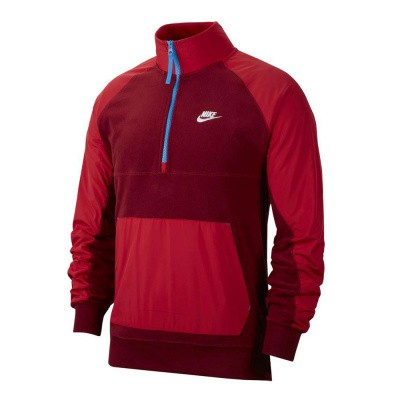 Nike Sportswear Zipper Shirt