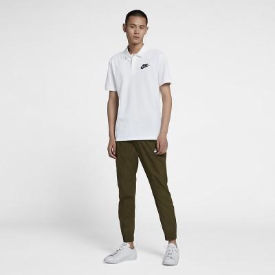 Foto van Nike Sportswear Polo White