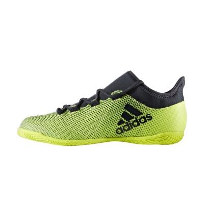Foto van Adidas X Tango 17.3 IC Geel Kids