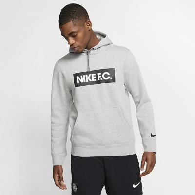 Foto van Nike F.C. Hoodie Dark Grey Heather