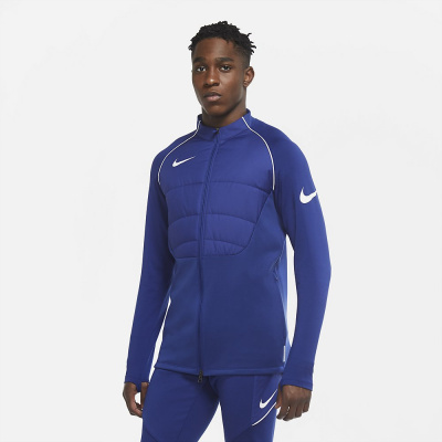 Foto van Nike Therma Strike Winter Warrior Jack Deep Royal Blue