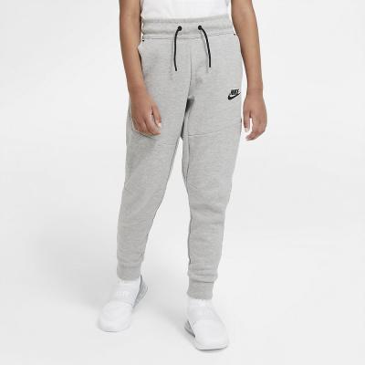 Foto van Nike Sportswear Tech Fleece Pant Kids Dark Grey Heather
