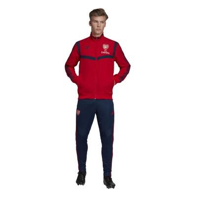 Foto van Arsenal FC Presentatiepak Scarlet