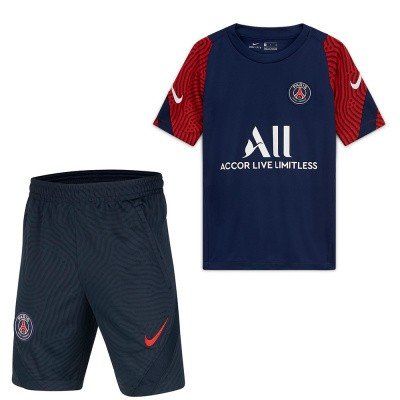 Foto van Paris Saint-Germain Strike Zomerset Kids Midnight Navy