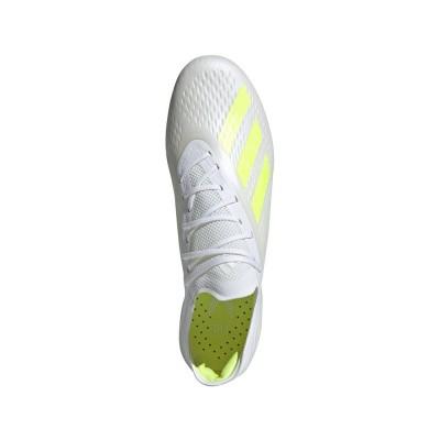 Foto van Adidas X 18.1 FG White