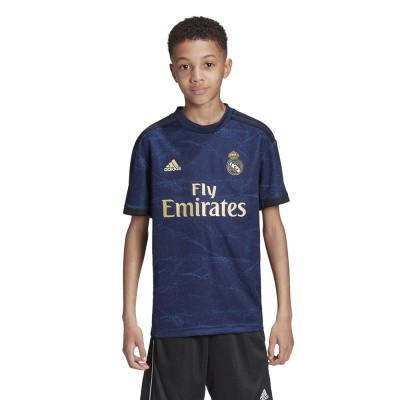 Foto van Real Madrid Uitshirt Kids