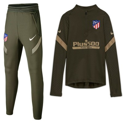 Atlético de Madrid Dri-FIT Strike Drill Set Kids