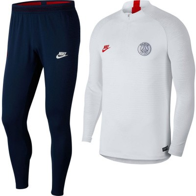 Foto van Paris Saint-Germain VaporKnit Strike Set White