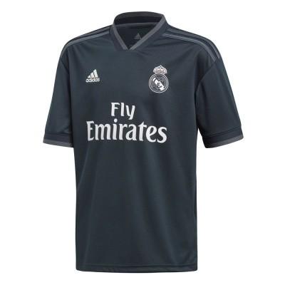 Real Madrid Replica Uitshirt Kids