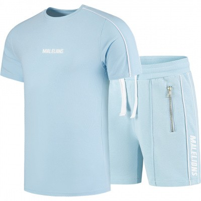 Foto van Malelions Twinset Thies Light Blue