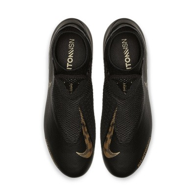 Foto van Nike Phantom Vision Academy Dynamic Fit MG Black-Gold
