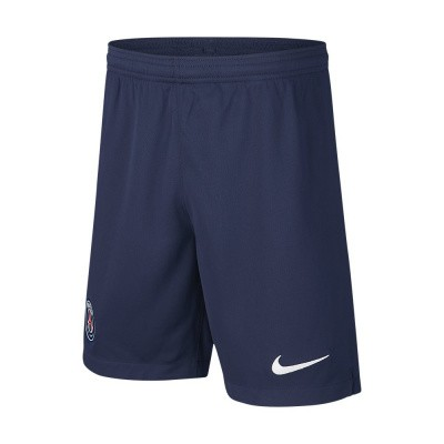 Foto van Paris Saint-Germain Stadium Home Short KIds