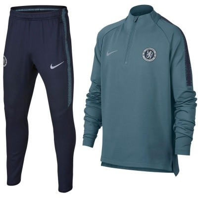 Chelsea FC Dri-FIT Squad Drill Set Kids