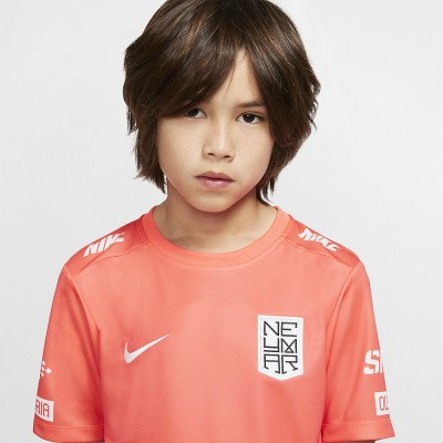 Foto van Nike Dri-FIT Set Neymar Kids Laser Crimson