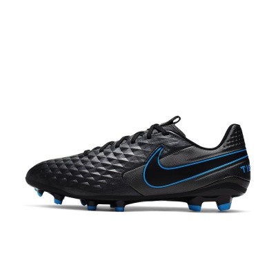 Foto van Nike Legend 8 Academy FG Black-Blue Hero