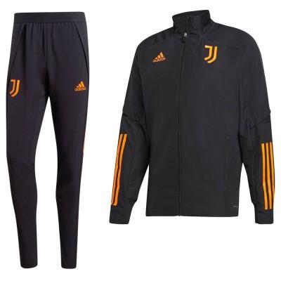 Foto van Juventus Ultimate Presentatiepak Black