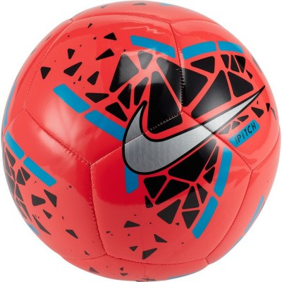 Foto van Nike Pitch Voetbal Laser Crimson