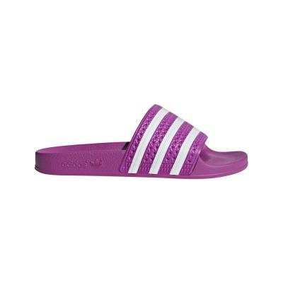 Foto van Adidas Adilette Slippers Vivid Pink