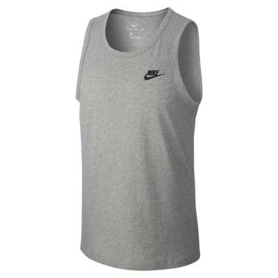 Foto van Nike Sportswear Heritage Tanktop Dark Grey Heather